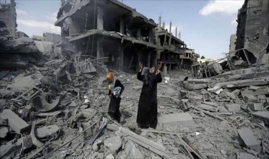 وزارة الأشغال: تجهيز الكشف الأول من أصحاب المنازل المدمرة كلياً بغزة
