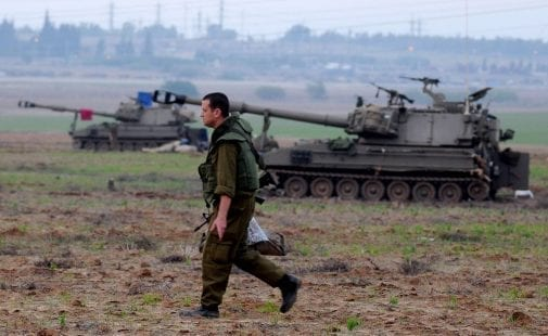 صاروخ سوريا على إسرائيل
