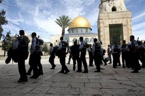 حماس: جاهزون لصد أي عدوان على الأقصى خلال الأعياد اليهودية