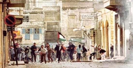 """32 عام على اندلاع الانتفاضة الفلسطينية الأولى """"انتفاضة الحجارة"""""""