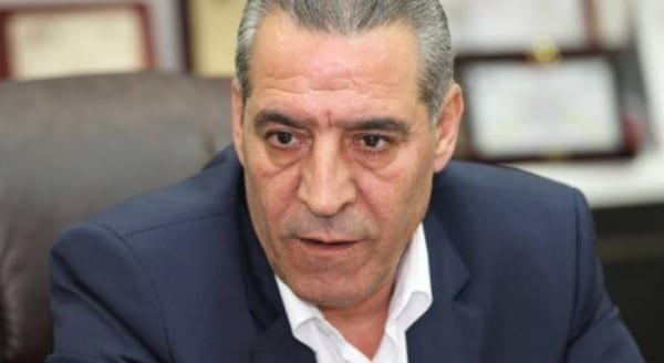 السلطة حسين الشيخ