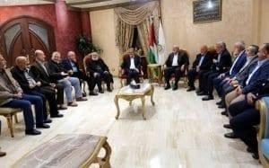 قيادات حماس والجهاد تعقد لقاءاً هاماً في القاهرة 2