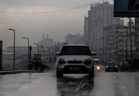 حالة الطقس  أجواء باردة وفرصة لتساقط الأمطار