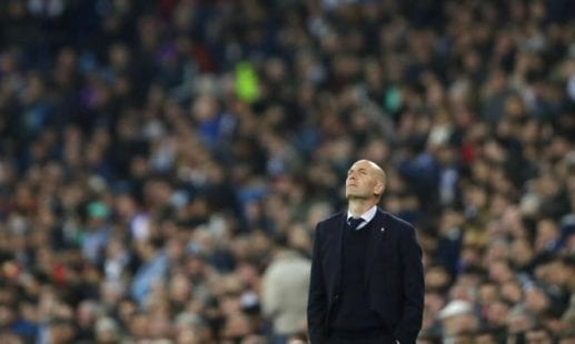 رحيل زيدان عن ريال مدريد