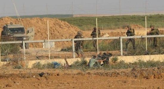 شهيد وإصابات بنيران الاحتلال شرق خان يونس وحماس تعلق على الحدث - توتر الأوضاع في غزة