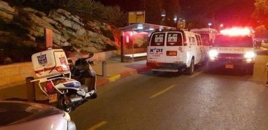 مستوطنة تدهس مواطناً فلسطينياً قرب باب المغاربة