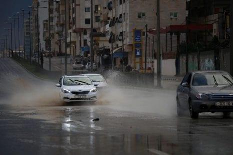 أمطار مصحوبة بعواصف رعدية و الأرصاد الجوية تحذر