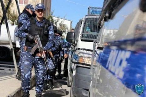 القبض على 5 أشخاص في مدينة جنين لمخالفتهم التعليمات