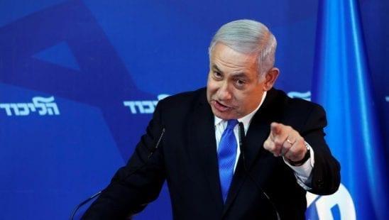 """نتنياهو يحتج على تصريح لفرنسا حول الفصل العنصري في """"إسرائيل"""""""