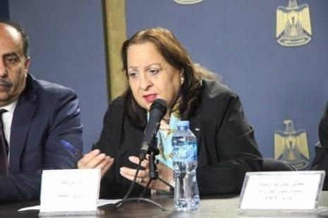 وزيرة الصحة: تسجيل 11 حالة تعافي من فيروس كورونا في فلسطين