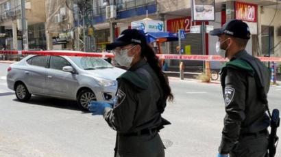 وقف ارتداء الكمامات إسرائيل