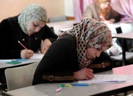 تعليم غزة: تنويه للمتقدمين لامتحان التوظيف من مصابي كورونا والمخالطين