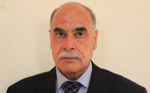 وفاة عبد الله أبو سمهدانة محافظ المنطقة الوسطى في القطاع
