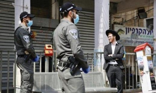 تقييدات على التجمهر الاحتلال كورونا الاحتلال