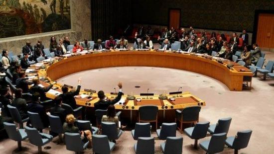 مجلس الأمن يدعو الاحتلال لوقف هدم ممتلكات الفلسطينيين بالضفة
