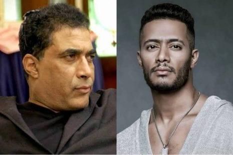 """محمد رمضان يجسد شخصية أحمد زكي في مسلسل """"الامبراطور"""""""