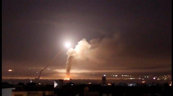 23 قتيل في قصف إسرائيلي على سوريا فجر اليوم