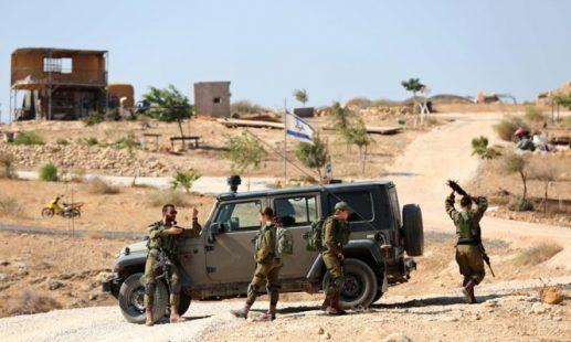 انتهاكات الاحتلال: اقتحامات للأقصى واستيلاء على مئات الدونمات في بيت لحم