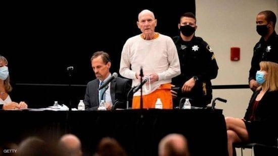 """""""القاتل الذهبي"""".. الحكم بالسجن مدى الحياة لسفاح كاليفورنيا"""
