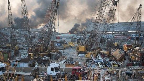 فرق الإنقاذ تنتشل 5 جثث جديدة لضحايا مرفأ بيروت