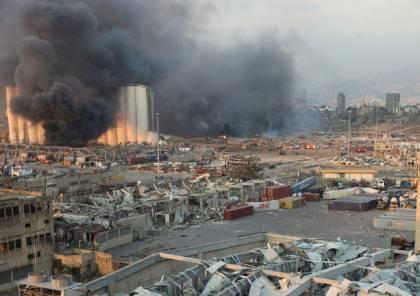 اندلاع حريق جديد في مرفأ بيروت والدفاع المدني يوضّح