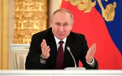 روسيا بوتين والقضية الفلسطينية