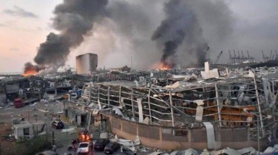 فرنسا تقدم دعماً للُبنان بقيمة 100 مليون يورو في ذكرى انفجار بيروت