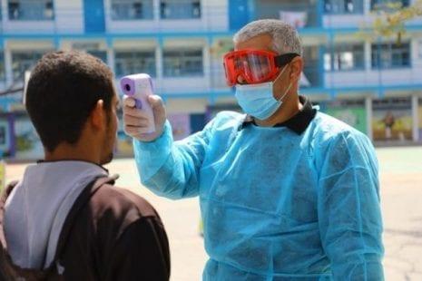 نابلس تسجل 484 إصابة بكورونا في مدارس المحافظة