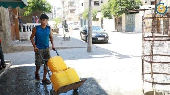 أزمة المياه