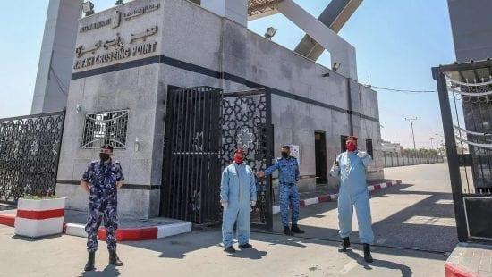 بالأسماء: وفد من القطاع الخاص بغزة يغادر لجمهورية مصر العربية