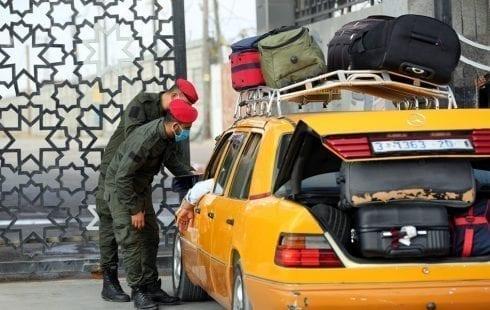 """ملحق كشف """"التنسيقات المصرية"""" للمسافرين عبر معبر رفح"""