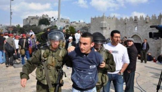 الداخل المحتل: الاحتلال يكشف عن اعتقاله 5 فلسطينيين من النقب مايو الماضي