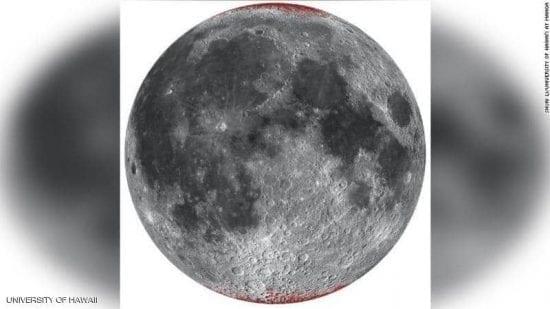 اقتران القمر وكوكب زحل اليوم بظاهرة فلكية جذابة