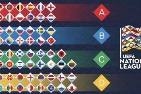 بطولة دوري الأمم الأوروبية