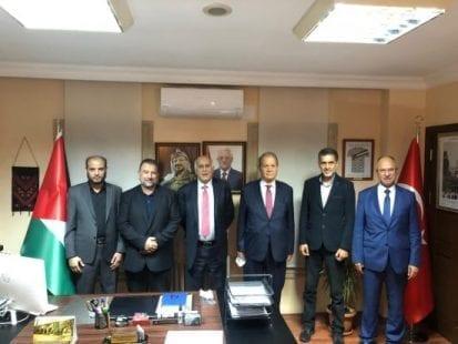 أجواء إيجابية في إسطنبول بين فتح وحماس وتم الاتفاق مبدئيا على إجراء انتخابات