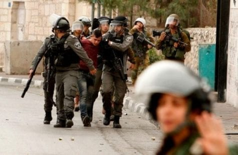 الاحتلال يعتقل 415 فلسطينياً خلال يناير الماضي