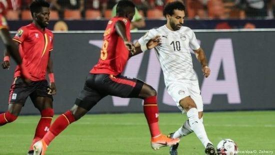 مصر تتأهل إلى نهائيات أمم أفريقيا