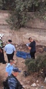 الشرطة تنشر تفاصيل إضافية عن جثة الرضيع في رام الله