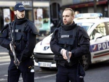 الشرطة فرنسا