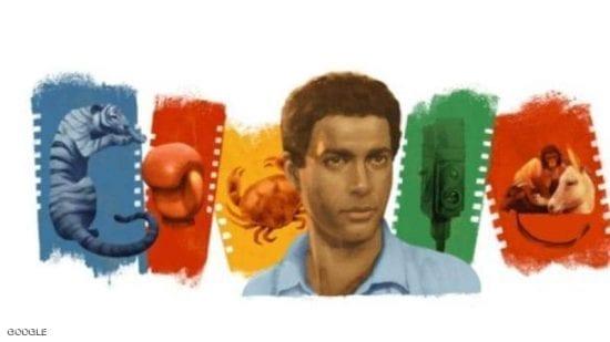 """"""" غوغل"""" تحتفل بالراحل أحمد زكي  وتعتبره أيقونة اليوم"""