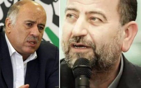 الرجوب: ملتزمون بإجراء انتخابات واتفاقنا مع حماس لن يكون تحت الطاولة