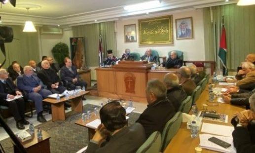 المجلس الوطني يطالب برلمانات العالم بالضغط على الاحتلال