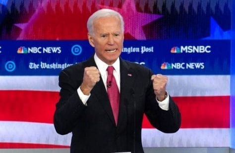 رسمياً.. جو بايدن الرئيس الـ46 للولايات المتحدة الأمريكية بأغلبية أصوات المجمع الانتخابي
