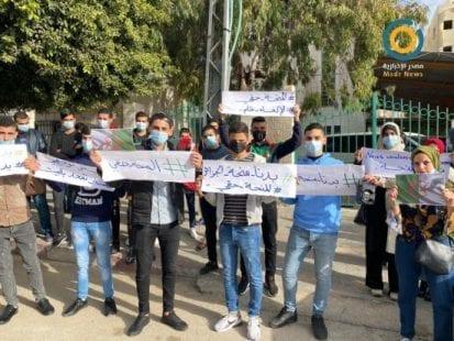 وزارة التعليم توضح قرار إلغاء المنحة الجزائرية للطلبة الفلسطينيين