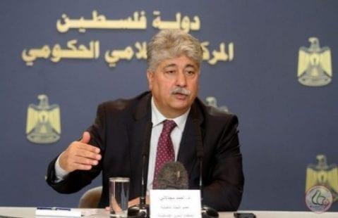 مجدلاني يتحدث عن وراتب موظفي غزة في ضوء الإعلان عن موعد الانتخابات
