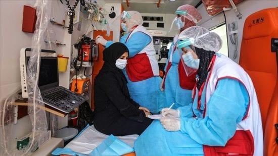 غزة ونابلس في الصدارة.. الصحة تسجل وفاة و962 إصابة جديدة بكورونا