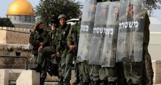 شرطة الاحتلال تمنع مواطني الداخل المحتل من الوصول للمسجد الأقصى
