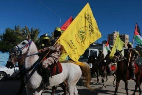 حركة فتح تستهجن الهجوم على القيادة الفلسطينية