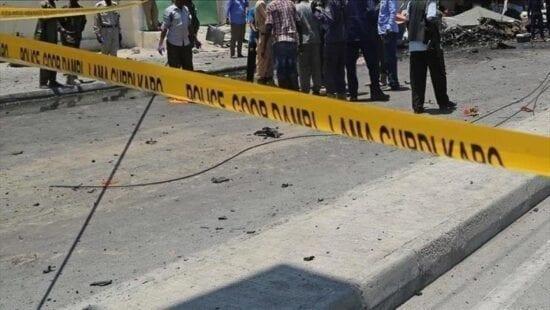 انتحاري يفجر نفسه بالعاصمة الصومالية