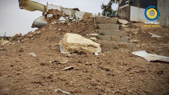 بالصور  جيش الاحتلال يستهدف المزارعين شرق خانيونس